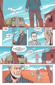 The Monster Within - Page 2 by BlotchComics