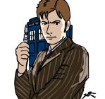 The Doctor by ZOMBEHmuffin