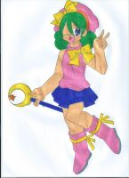 Contest: Magical Girl OC by animequeen20012003