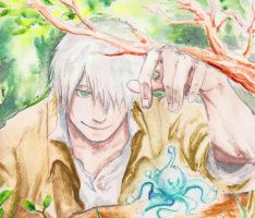 Ginko by Muh-a