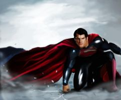 The Kryptonian by YETI000