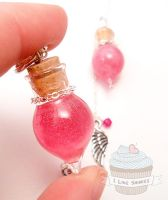 Cupid's love poison -Valentine item by ilikeshiniesfakery