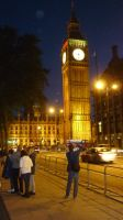 Parliament Clocktower 2 by ggeudraco