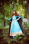 Brave - Princess Merida_2 by GreatQueenLina