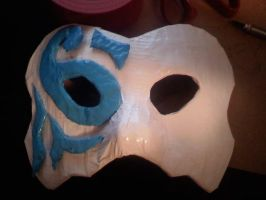 Masquerade Mask by DuctileCreations