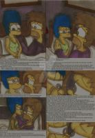 Homer And Marge - Afraid by ChnProd22