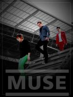 Steps to Muse by virunee