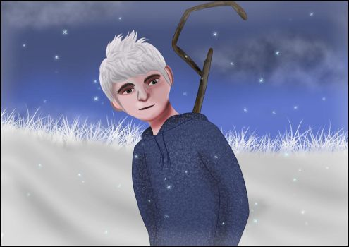 Jack Frost - Rise of the Guardians by Kayrou