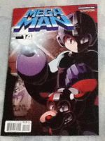 Megaman Issue 14 Comic Book by tanlisette