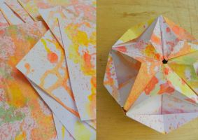 Paper and Origami by VeevaRude