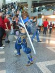 Fanime 2014: LoL Yasuo by K-ayu