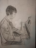 piano man by angelwith1morea15