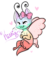 Kittie by Candyplague