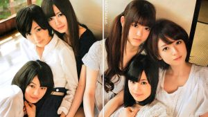 Nogizaka46 Wallpaper 001 by yic