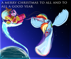 :santa hooves is coming to town: by familyof6