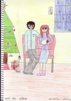 X-mas entry 1. by Mysterious-L by Hogwarts-Castle