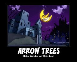 Arrow trees by Ammy442
