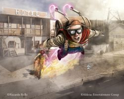 Doomtown: Slight Modification by shiprock