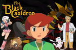 The Black Cauldron by AdvanceArcy