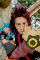 Terra - Kingdom Hearts by InguzXparking