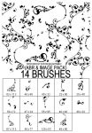 FAUXISM.org - Brushset 020 by fauxism-org