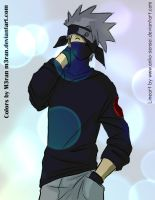 kakashi2 quick colors by M3ran