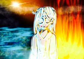 Arsonphobia (Fear of Fire) by Rainbow-Sunlight