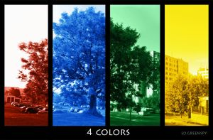4 colors by greenspy