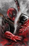 Deadpool by TigrisAlbo