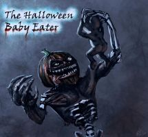 The Halloween Baby Eater by Bamoon