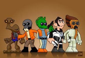 Scum and Villainy by DanielMead