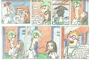 PnF Comic 1 - Pag 37 by EliHedgie95