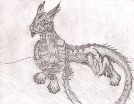 Dragoneater by Xitemorizel