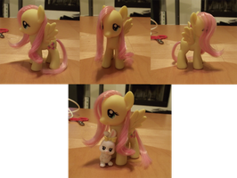 Fluttershy Custom by Agirl3003