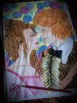 What if.... Ron and Hermione by RikaHaruMoonbeam