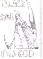 Black Star by zjroxz