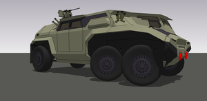 JLTV side project complete by louielikespie