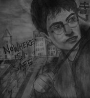Harry Potter nowhere is safe by AlyssiaJayde