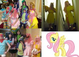 MLP Cosplay by SailorUsagiChan