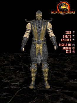 BioViewer Arena - Mortal Kombat 9 by romero1718