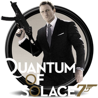 quantum of solace by madrapper