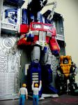 Takara MP-10 Convoy Optimus Prime by aliasangel2005