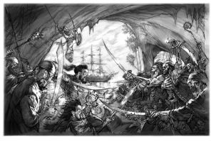 PIRATES by BUTKUS