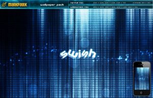 swish - wallpaper pack by mpk2