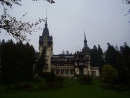 fairy-tale castle by Arrakis7
