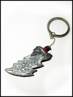 Blade of Chaos - Keychain by CookingMaru