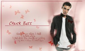Chuck Bass by Lunya-Luellyn