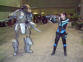 Sci fi cosplays by PaladinCecil