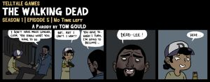 TWD S1E5 | Dying... of Laughter (SPOILERS) by TheGouldenWay