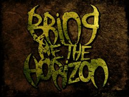BRING ME THE HORIZON by eitdesigns